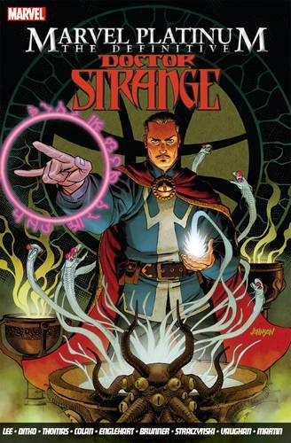 9781846537417: Marvel Platinum: The Definitive Doctor Strange