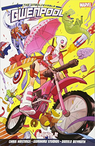 9781846537516: Gwenpool Vol. 1: Believe It