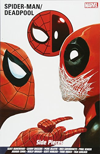 9781846537578: Spider-man / Deadpool Vol. 2: Side Pieces