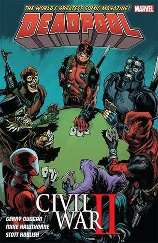 9781846537622: Deadpool World's Greatest Vol. 5: Civil War II