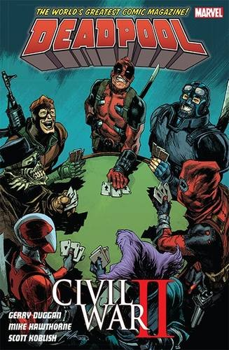 9781846537622: Deadpool World's Greatest Vol. 5