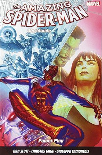 9781846537639: Amazing Spider-man: Worldwide Vol. 3: Power Play