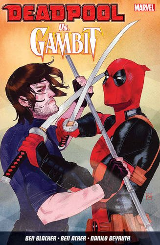 9781846537646: Deadpool Vs. Gambit
