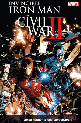 9781846537691: Invincible Iron Man Vol. 3: Civil War Ii