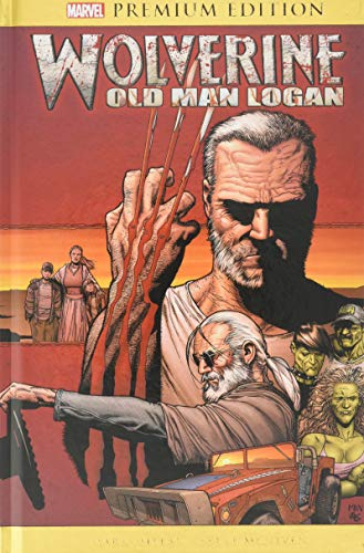 9781846539107: Marvel Premium Edition: Wolverine: Old Man Logan: Old Man Logan