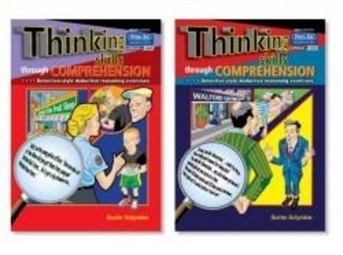 9781846540288: Thinking Skills Through Comprehension: Middle: Exercises in Deductive Reasoning
