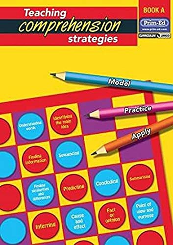 9781846541179: Teaching Comprehension Strategies