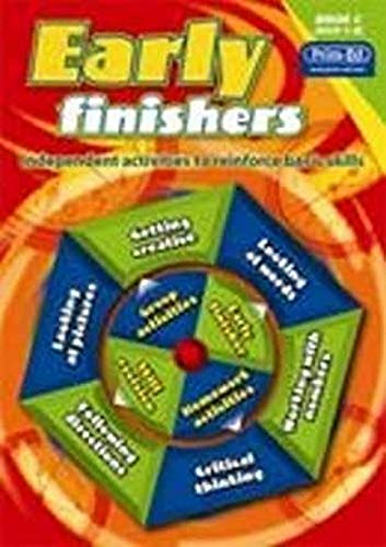 9781846542145: Early Finishers: Bk. C: Independent Activities to Reinforce Basic Skills