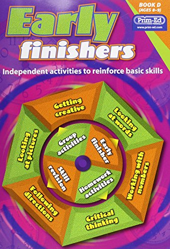 9781846542152: Early Finishers: Bk. D: Independent Activities to Reinforce Basic Skills