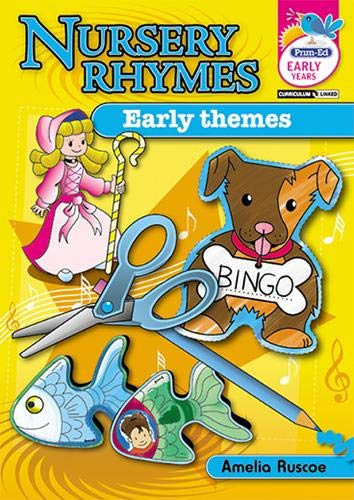9781846542725: Nursery Rhymes Early Themes