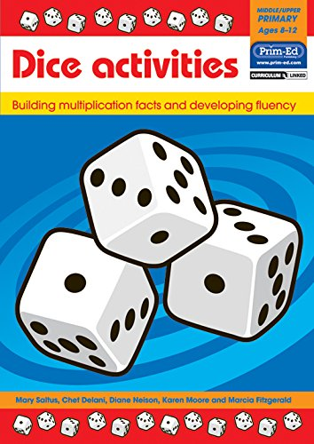 9781846542862: Dice Activites - Middle/ Upper Primary: Middle, upper primary