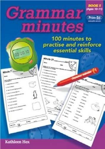 9781846542985: Grammar Minutes Book 5: Book 5