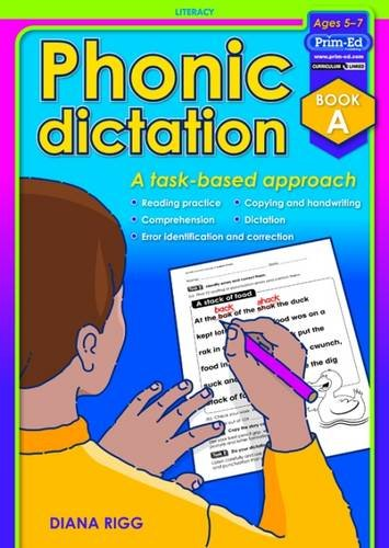 9781846543036: Phonic Dictation: Book 1: A Task-Based Approach