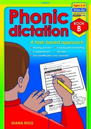 9781846543043: Phonic Dictation: Book B: A Task-Based Approach