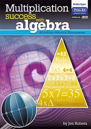 9781846543463: Multiplication Success With Algebra