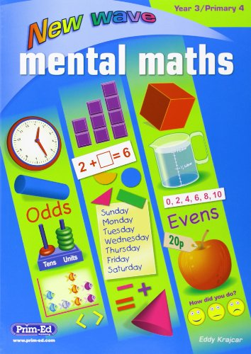 9781846544958: New Wave Mental Maths Year 3 Primary 4
