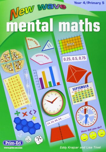 9781846544965: New Wave Mental Maths Year 4/ Primary 5