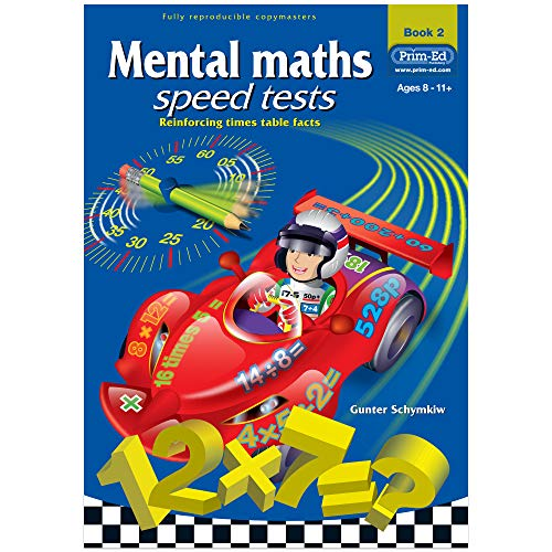 9781846545474: Mental Maths Speed Tests: Book 2: Reinforcing Addition and Subtraction Facts