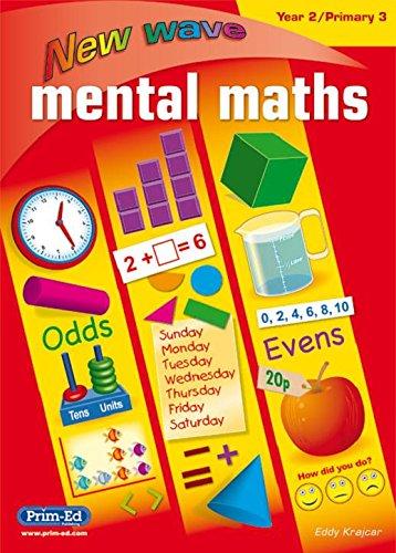 9781846545719: New Wave Mental Maths YR2/P3