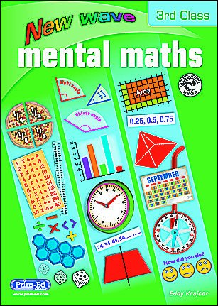 9781846545740: New Wave Mental Maths Yr5/P6: 4