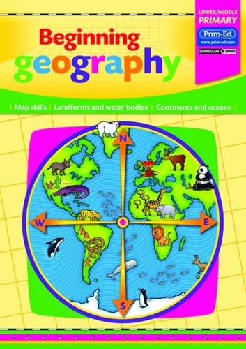 9781846546594: Beginning Geography: Map Skills - Landforms and Waterbodies - Continents and Oceans (Exploring geography)