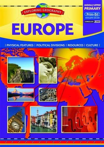 9781846546648: Europe: Physical Features - Political Divisions - Resources - Culture (Exploring geography)