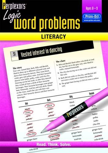 9781846546808: Perplexors: Literacy (Perplexors - Logic Word Problems)