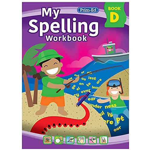 9781846547836: My Spelling Workbook: Book D