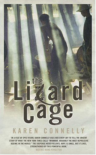 9781846550195: The Lizard Cage