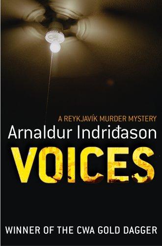 Voices: Indridason, Arnaldur
