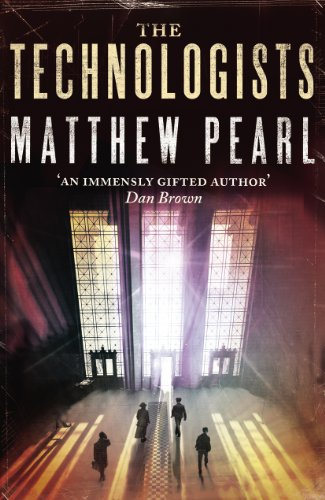 The Technologists: Matthew Pearl