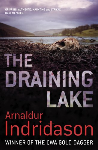 9781846550959: The Draining Lake (Reykjavik Murder Mysteries 4)