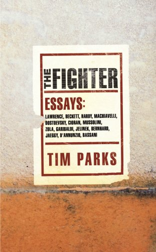 9781846551048: THE FIGHTER: LITERARY ESSAYS