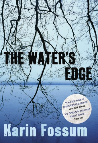9781846551703: The Water's Edge (Inspector Sejer)