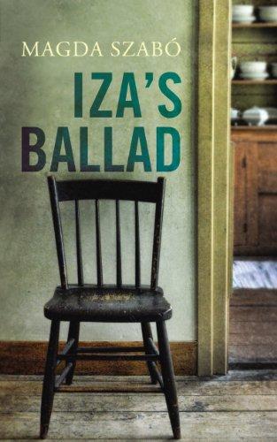9781846552656: Iza's Ballad