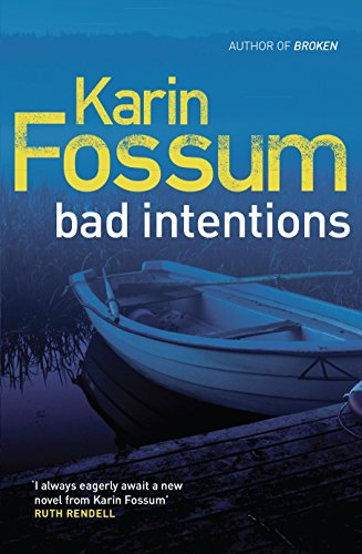 9781846552922: Bad Intentions (Inspector Sejer)