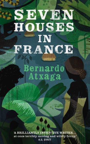 9781846554476: Seven Houses in France