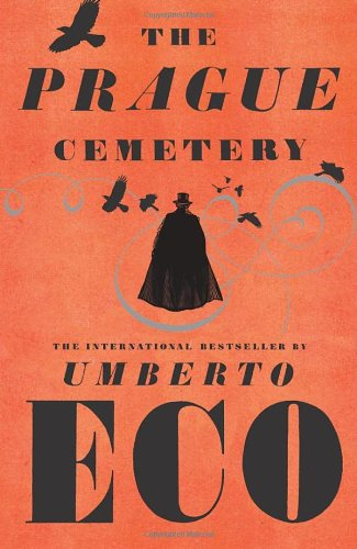 The Prague Cemetery-SIGNED FIRST PRINTING: Eco, Umberto