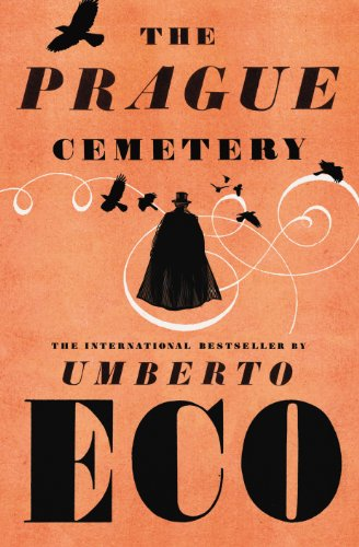 Prague Cemetery: Umberto Eco