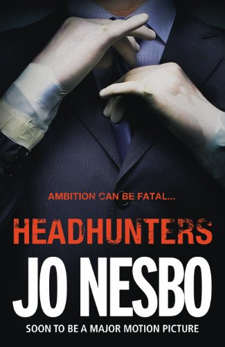 Headhunters. { FIRST U.K. EDITION/FIRST PRINTING.}. { with SIGNING PROVENANCE .}.
