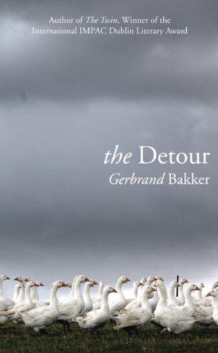 The Detour-SIGNED & DATED FIRST IMPRESSION: Bakker, Gerbrand