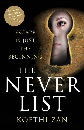 9781846556555: The Never List