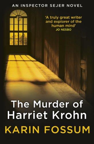 9781846557958: The Murder of Harriet Krohn (Inspector Sejer 10)