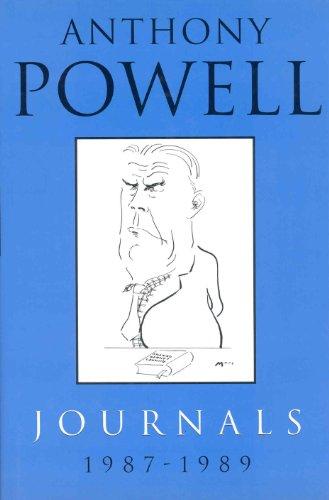 9781846558252: Journals 1987-1989