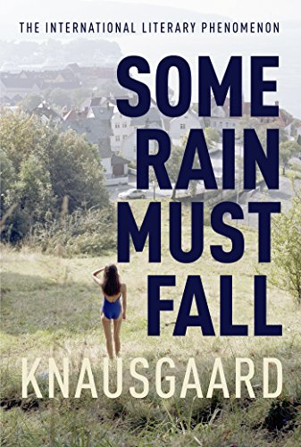 Some Rain Must Fall - double-Signed UK: Karl Ove Knausgaard