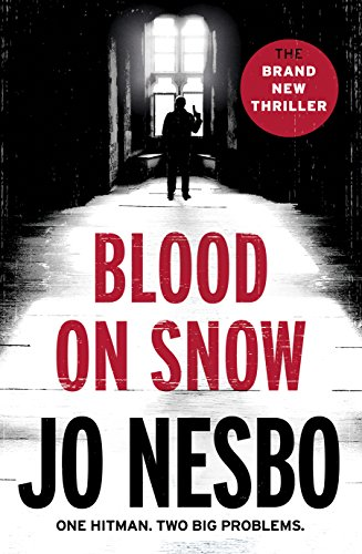 BLOOD ON SNOW - SIGNED FIRST EDITION FIRST PRINTING.