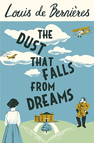 THE DUST THAT FALLS FROM DREAMS - SIGNED & DATED FIRST EDITION FIRST PRINTING