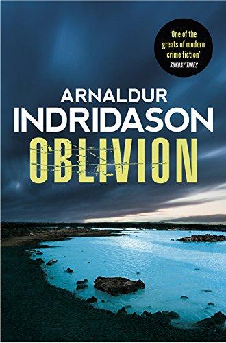 Oblivion: Indridason, Arnaldur