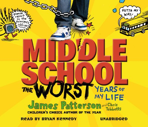 9781846572661: Middle School: The Worst Years of My Life: (Middle School 1)