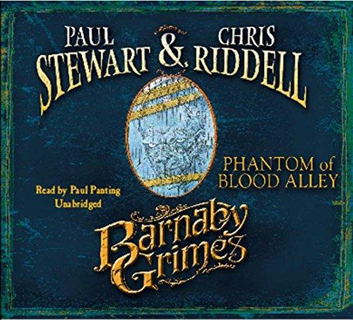 9781846576713: Barnaby Grimes: Phantom of Blood Alley